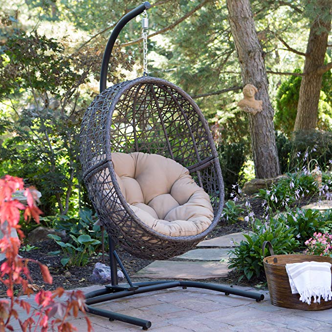Fabulous 10 Best Outdoor Hanging Egg Chairs You Will Love It Caraccident5 Cool Chair Designs And Ideas Caraccident5Info